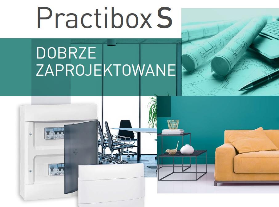 Rozdzielnice Practibox S