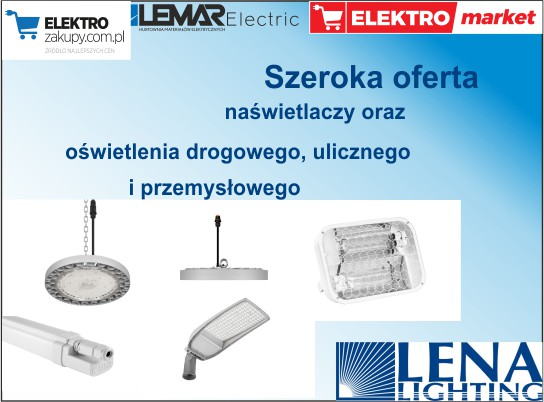 Oprawy LENA Lighting